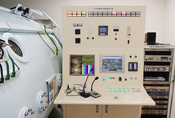 2014年8月高気圧酸素治療室新設BTH P-2200S型