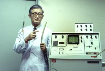 木村栄一教授 と  IABP