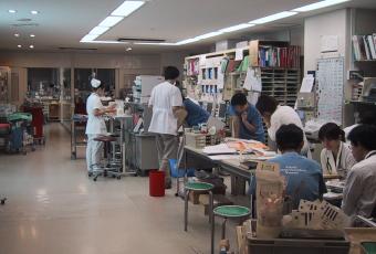 東館集中治療室