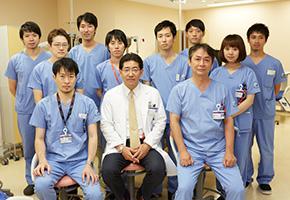 心臓血管集中治療科