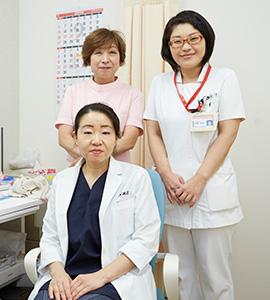女性医師の入局希望者の方へ